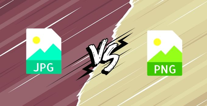 PNG Vs JPG: Which One is Better For Your Website?