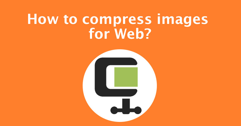 How to compress images for Web?
